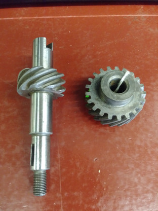 1925 1926 1927 1928 HUPMOBILE MODEL E - 8 CYL IGNITER GEAR SET NORS