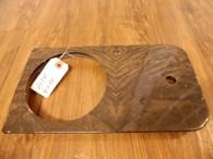 1934 HUPMOBILE 417W INSTRUMENT PANEL DASH SPEEDOMETER GAUGE CLOCK BEZEL