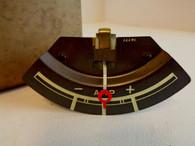 1934 1935 Hupmobile HUP Ammeter AMP Dash Gauge NOS FACTORY