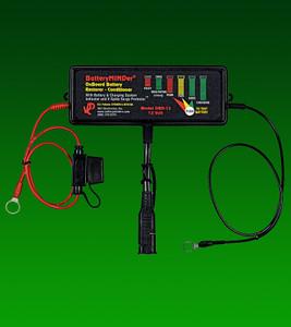 BatteryMINDer® Model OBD-12: 12V On-Board Desulfator