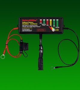 BatteryMINDer® Model OBD-36: 36Volt (36V) On-Board Desulfator