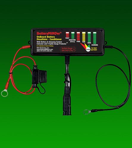 BatteryMINDer® Model OBD-36: 36Volt (36V) On-Board Desulfator