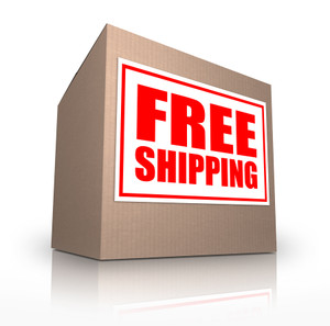 Free Shipping on all orders ordered from this website!