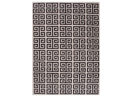 Palm Springs Maze Wool Rug