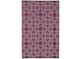 Seville Purple Outdoor Rug