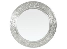 Round Aluminium Mirror