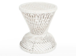 Suri Rattan Round Coffee Table