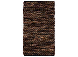 Ibis Black Jute Rug Or Runner