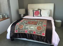 Lola Vintage Suzani Blanket