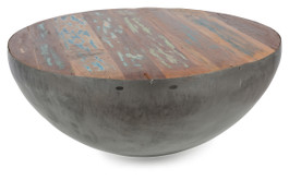 Boat Coffee Table Large