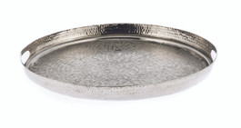 Spotted Silver Tray