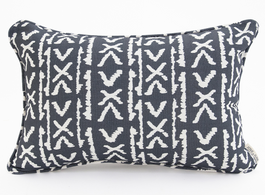 Runes Linen Cotton Cushion