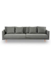 Arik Sofa in Cement Linen