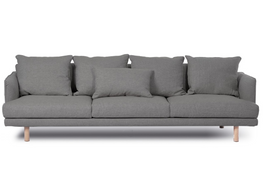Cody Sofa Cement Linen