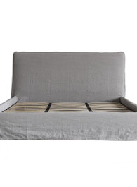 Casper Free Size Bed in Taupe