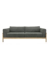 Gustav Sofa  in Dark Grey Marle