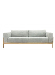 Gustav Sofa  in Pale Grey