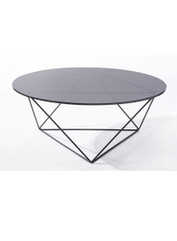 Metageo Coffee Table in Carbon