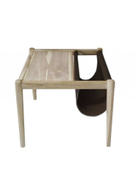 Marvin Side Table in Black