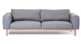 Sigh 3 Seat Sofa in Grey