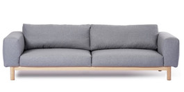 Sigh 4 Seat Sofa in Grey