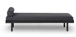 Sigh Daybed in Charcoal
