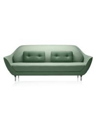Suki Sofa in Mint Velvet