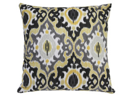 Maasai Cushion in Yellow