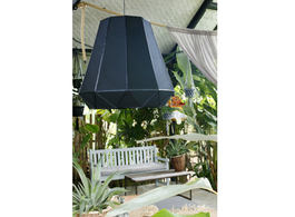 Parisian Pendant Light in Black