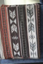 Lhasa Wool Throw
