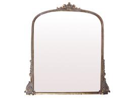 Grande Gold Gilt Mirror