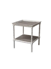 Laurette 2 Tiered Table