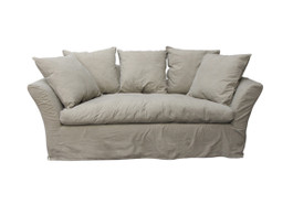 Leitrum Sofa in Sand