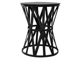 Nexus Drum Occasional Table