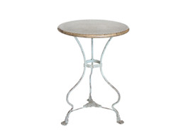 Wisteria Round Side Table