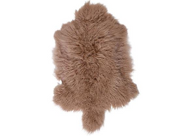 Mongolian Fur  in Camel