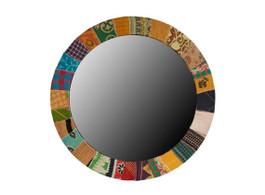 Indira Round Mirrors