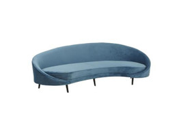 Kennedey Curl 4 Seater Sofa