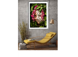 Tribal Girl Wall Art
