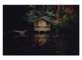 Boathouse by Joe Vittorio