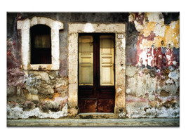 Doors of Italy - Panorama by Joe Vittorio