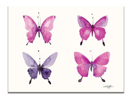 Four Butterflies 12 by Kathy Morton Stanion