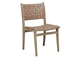 Anja Weave Dining Chair