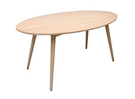 Kiruna Oval Dining Table