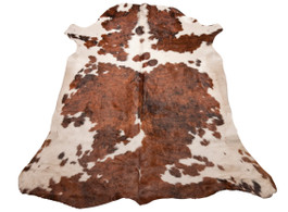 Tri-Colour Cow Hide Rug