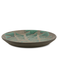 Monstera Large Charger Plate