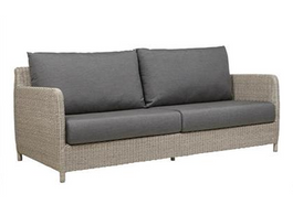 Marina Outdoor 3 Seater Sofa Chair