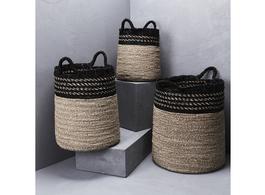 Inart Contrast Basket