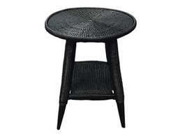 Malawi Side Table in Black