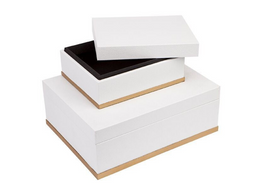 Marina Storage Box - Set Of 2